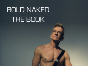 Bold & Naked Yoga - The Book by founders Joschi Schwarz and Monika Werner